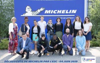 Michelin : objectif découvertes !